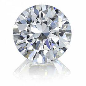Gia Round 0.36 Carat Diamond